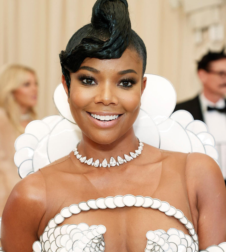 Gabrielle Union wears Messika to the 2021 Met Gala