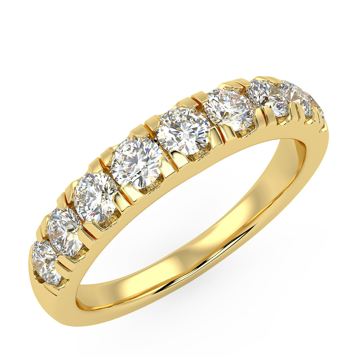 Milky Way Ring in Yellow Gold (0.72 Ct. Tw.)