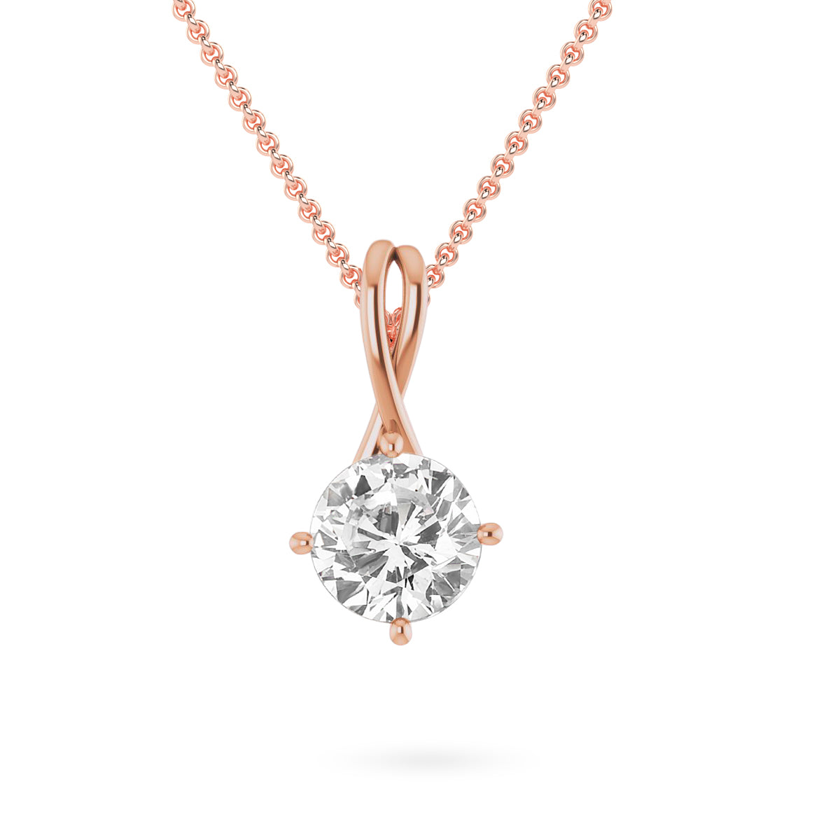 Shooting Star Necklace (0.33 Ct. Tw.)
