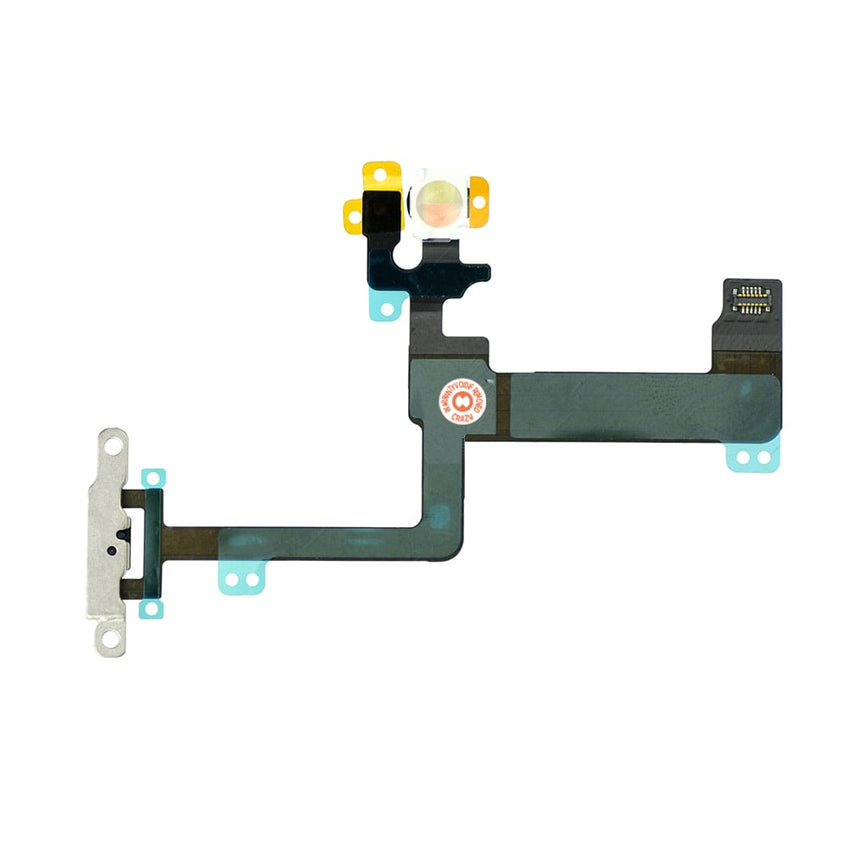 iPhone 6 Plus Power Button Flex Cable Replacement with Brackets