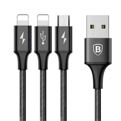 Baseus Rapid Series 3-in-1 Cable