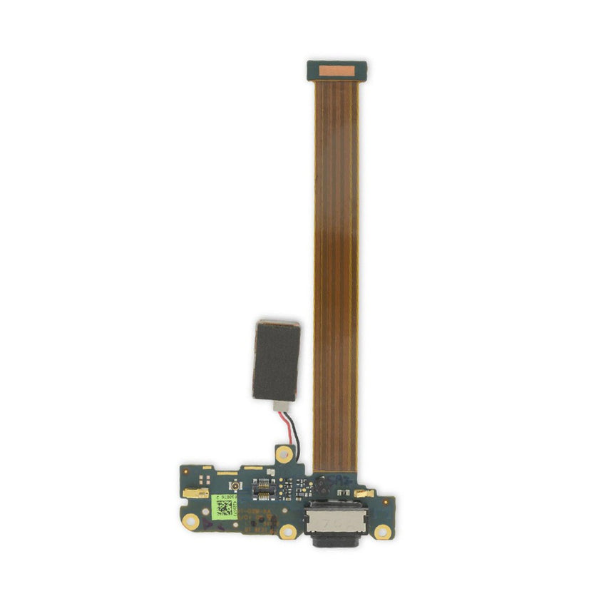 Charging Port Flex Cable with Vibrator Motor for Google Pixel 2