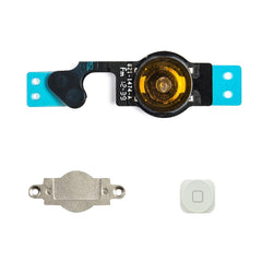 Home Button Flex Cable with Bracket for iPhone 5