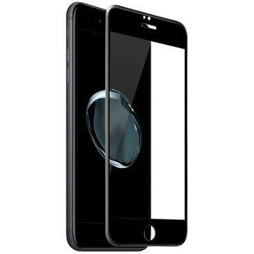 Iphone 7/8 Plus Tempered Glass 3D Black
