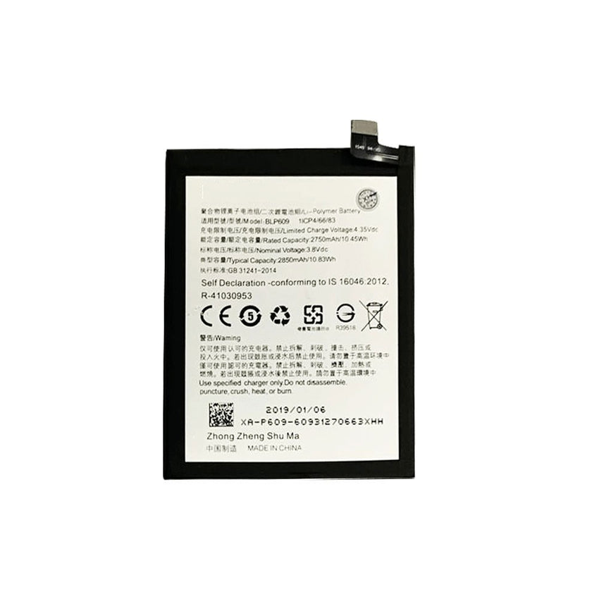 OPPO R9s Replacement Battery 2910mAh