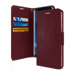 Mercury Sonata Diary Cover for Samsung S9 Plus