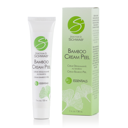 Dr. Schwab Bamboo Cream Peel 1 oz.