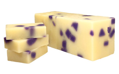 Black Raspberry Vanilla Cold Processed Soap