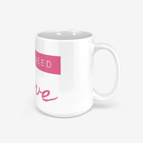 All You Need Is Love Classic Glossy Mug