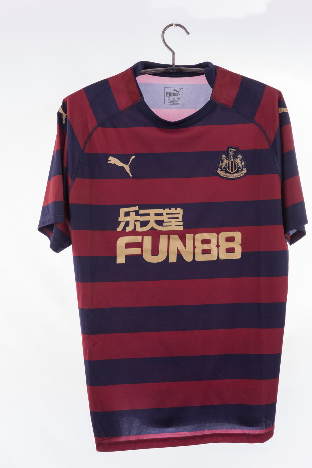 Newcastle United 2018 - 2019 Puma Away Football Shirt