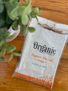 Organic Goodness Scented Bag