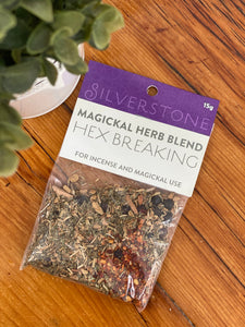 Magickal Herb blend (hex breaking)