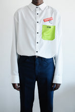 Load image into Gallery viewer, M1992 Subscribe White Long Sleeve Shirt