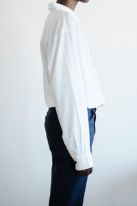 M1992 Subscribe White Long Sleeve Shirt