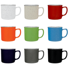 Load image into Gallery viewer, 12 OZ SPECKLED STONEWARE MUG
