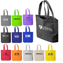 Load image into Gallery viewer, 15x15x5 NON-WOVEN TOTE BAG - MADE IN USA