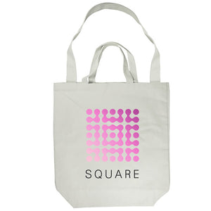 18x16x7 DOUBLE-HANDLE COTTON TOTE BAG