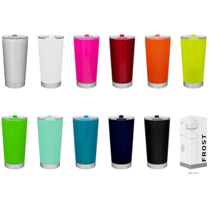 20 OZ INSULATED STAINLESS STEEL TUMBLER