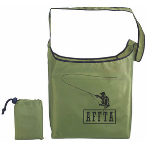 13x14 RECYCLED RPET SELF-STORAGE SLING BAG