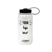 Load image into Gallery viewer, 16 OZ HDPE WIDE-MOUTH NALGENE BOTTLE