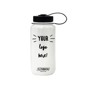 16 OZ HDPE WIDE-MOUTH NALGENE BOTTLE
