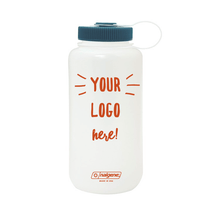 Load image into Gallery viewer, 32 OZ HDPE WIDE-MOUTH NALGENE BOTTLE