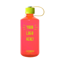 Load image into Gallery viewer, 32 OZ NARROW-MOUTH NALGENE BOTTLE