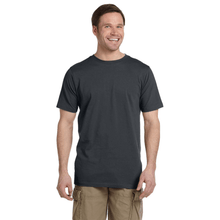 Load image into Gallery viewer, ORGANIC COTTON MENS SHORT SLEEVE T-SHIRT