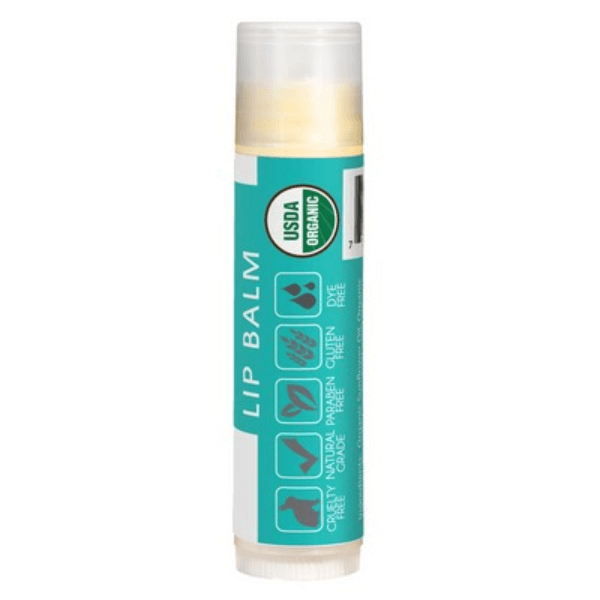 USDA CERTIFIED ORGANIC LIP BALM - MADE IN USA