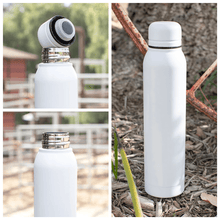 Load image into Gallery viewer, 17 OZ VACUUM INSULATED STAINLESS STEEL BOTTLE