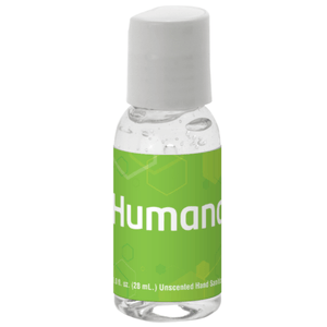 1oz HAND SANITIZER IN POP-TOP BOTTLE - MADE IN USA