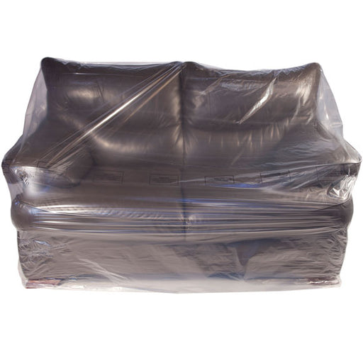 Settee Sofa Plastic Cover for moving house or Storage Peterborough
