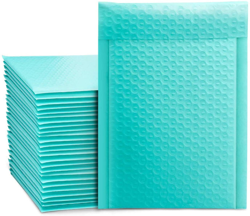 Coloured (Matt & Metallic) Bubble Mailer Padded Envelope
