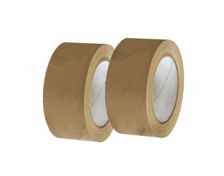 Solvent Kraft Paper Tape 50mm x 50 meters