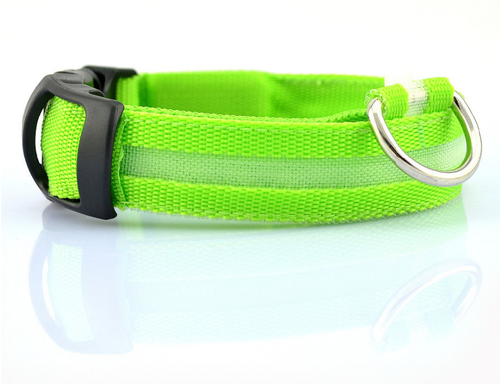 LED Luminous Collar - Posh Pooch Accessories