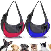 Pet Puppy Carrier Travel Dog Shoulder Bag Single Handbag Tote Pouch - Posh Pooch Accessories