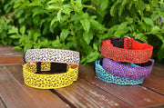 Bright LED Colorful Collar - Posh Pooch Accessories