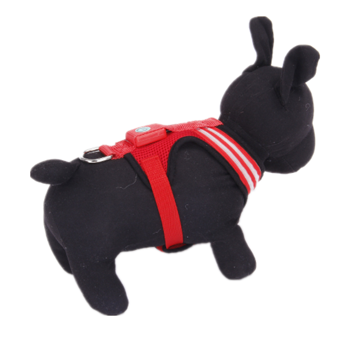 Led Dog Harness - Posh Pooch Accessories