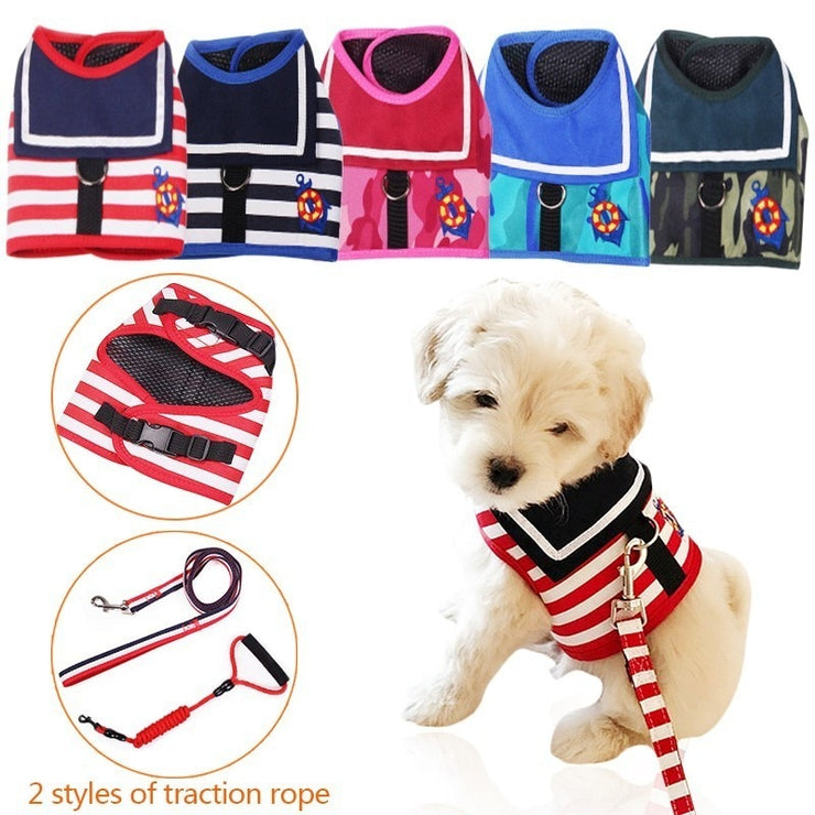 Nylon Vest - Posh Pooch Accessories