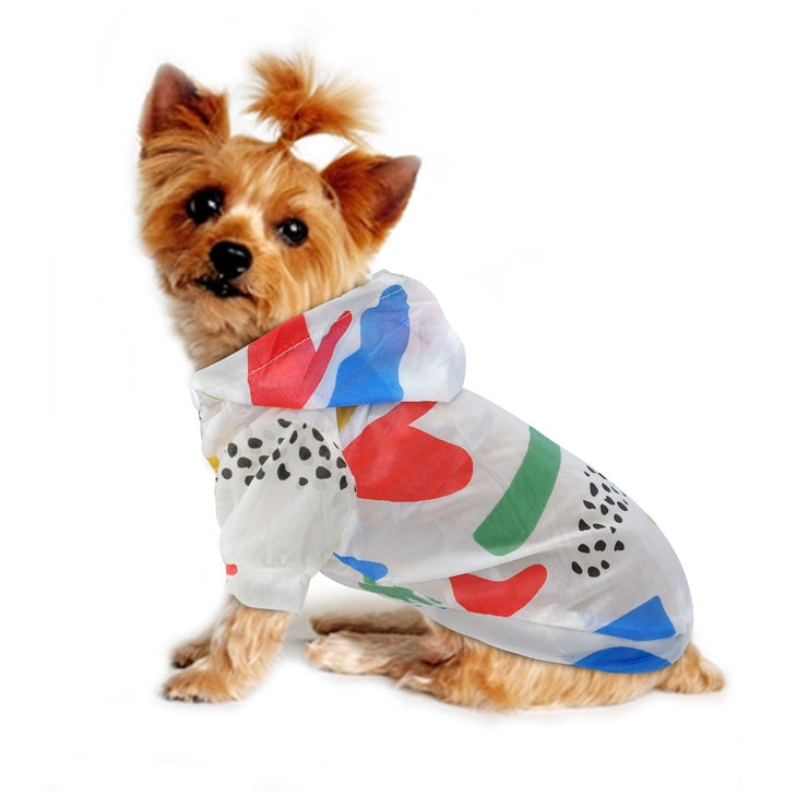 Designer Raincoat - Posh Pooch Accessories