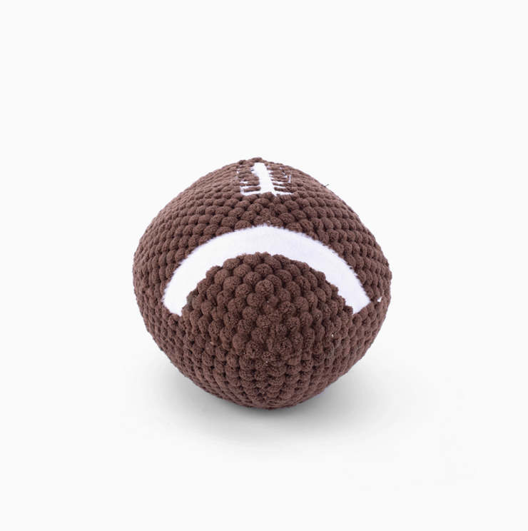Football Dog Toy - Posh Pooch Accessories