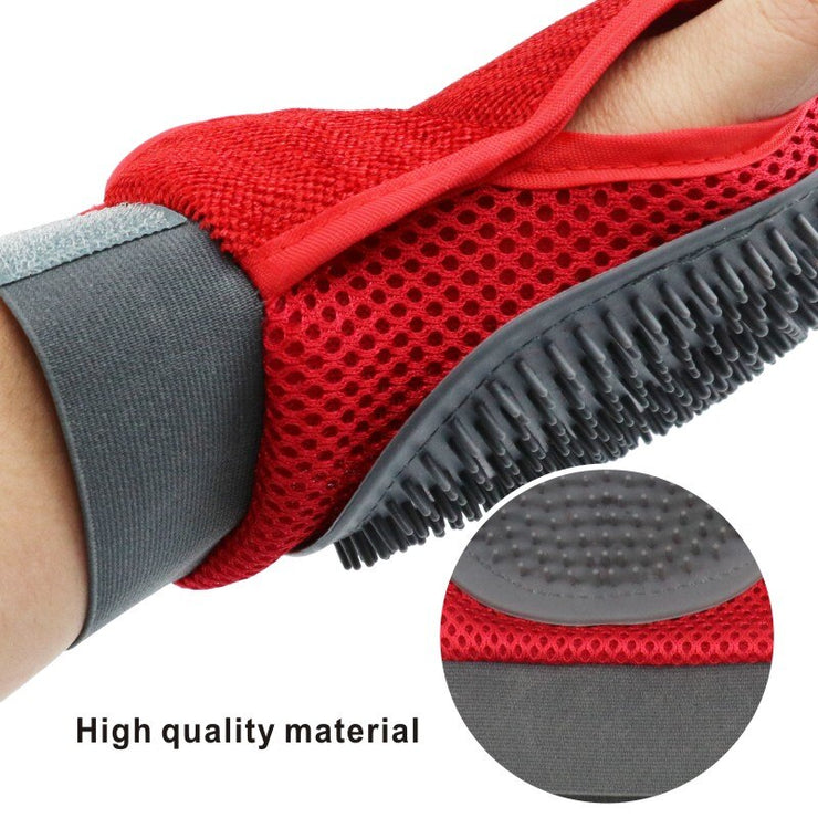 Pet Grooming Glove - Posh Pooch Accessories