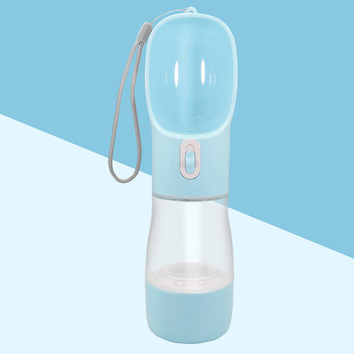 Portable Pet Dog Water Bottle - Posh Pooch Accessories