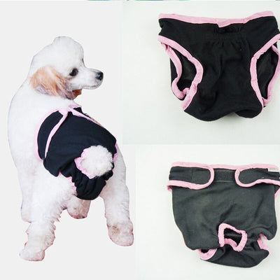 Sanitary Dog Diapers Briefs Female Dog Diaper - Posh Pooch Accessories