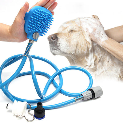 Pet Dog Cat Shower Hair Brush Comb - Posh Pooch Accessories