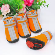 Winter Dog Shoes Warm Small Big Dogs Shoes Socks - Posh Pooch Accessories