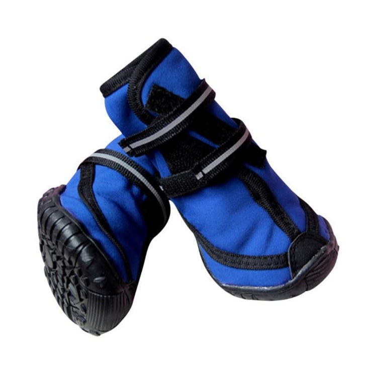 Pet Waterproof Rain Shoes For Medium Large Dogs Multi Colors Optional - Posh Pooch Accessories