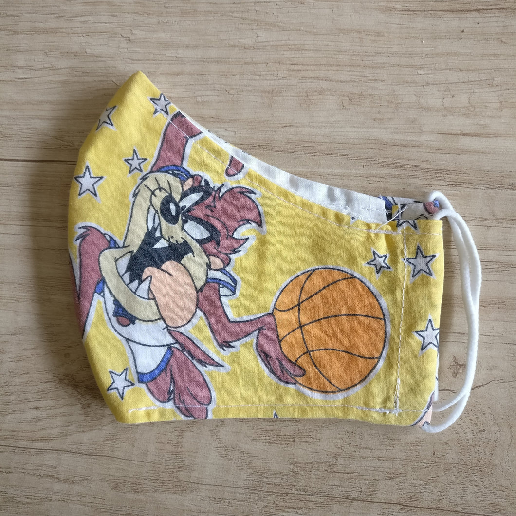 Space Jam vintage mask Taz