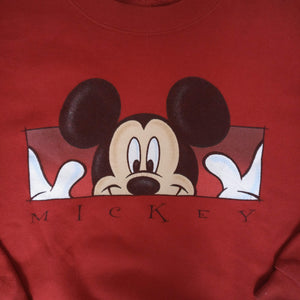 Sudadera Mickey Made in USA