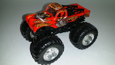 Captain's Curse Hot Wheels Monster Truck 1/64 (Loose)